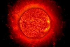Solar System - Sun. Elements of this image furnished by NASA. Kuvituskuvat