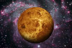 Solar System - Venus. Elements of this image furnished by NASA. Kuvituskuvat