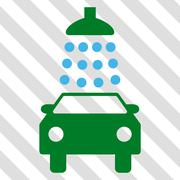 Car Wash Vector Icon Piirros