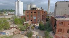 BM sugar drone Stock Footage