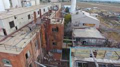BM sugar drone11 Stock Footage