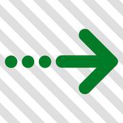 Send Right Vector Icon Stock Illustration