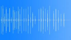 Footsteps on metal 1 Sound Effect