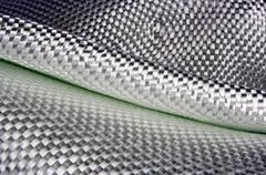 Fiber glass - very necessary material for modern manufacture Stock Photos