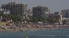 Spanish Costa del Sol Stock Footage
