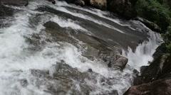 Khao Cha Mao Waterfall Stock Footage