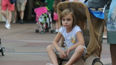 Disneyworld, Orlando US USA. Stock Footage