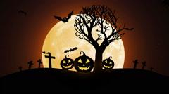 Footage Happy Halloween Stock Footage