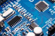 Computer science concept Stock Photos