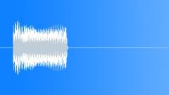 Rough Vacuum Interface Sound Effect