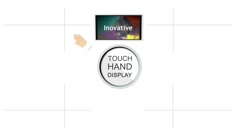 Touch Hand Display Stock After Effects
