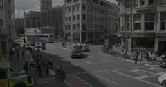 Traffic in Cologne, Germany (Köln) - 4K Stock Footage