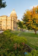 Boise Idaho Capital City Downtown Capitol Building Legislative Center Kuvituskuvat