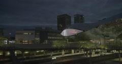 Grand Central Station / Birmingham, England - 4K Stock Footage