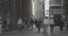 Clink Street - London, England - 4K Stock Footage