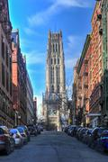The Riverside Church in the City of New York Stock Photos