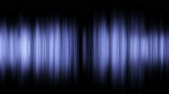 Abstract Audio Waves Background Stock Footage