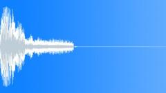 Futuristic Sci-Fi Hit 25 Sound Effect