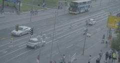 Potsdamer Platz - Berlin, Germany - 4K Stock Footage