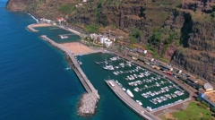 Madeira - Calheta Stock Footage