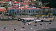 Madeira - Ponta do Sol Stock Footage