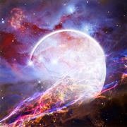 Stunning outer space composite image - Elements of this image furnished by NA Stock Photos