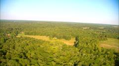 Aerial South Georgia WS Stock Footage
