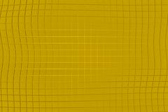 Wavy surface made of cubes Stock Illustration