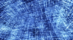Big Data Space Background Stock Footage