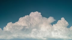 Time laps cloudscape Stock Footage