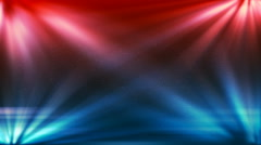 HD Loopable Background with nice abstract stage lights Stock Footage