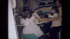1966: celebrating karol's holy communion day. OHIO Stock Footage