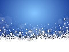 X-Mas Card - Snowy Piirros