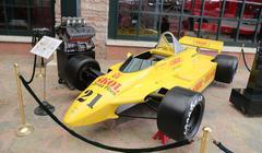 1980 Fittipaldi F8 F1 car Stock Photos