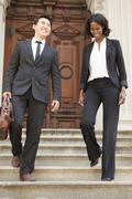 Business Legal Professionals Stock Photos