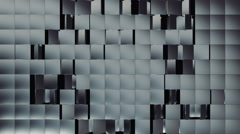 Abstract Cube Turn, 3d Animation 4k Stock Footage