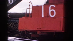1961: industrial construction site. HAWAII Stock Footage