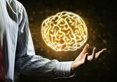 Develop our mind ability Stock Photos
