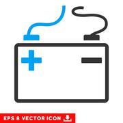 Accumulator Vector Eps Icon Stock Illustration