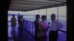 1967: the great landscape watchers OTTAWA CANADA Stock Footage
