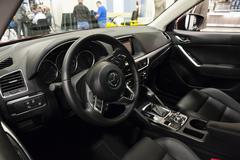Miami International Auto Show Stock Photos