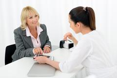 I would advise you this therapy Stock Photos