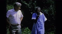 1962: no matter how old you get you can still enjoy yourself everyday BLAINSPORT Stock Footage