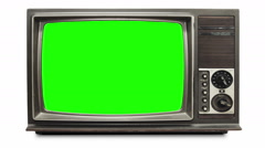 Tv white noise as technology background. 1920x1080, full hd footage Stock Footage