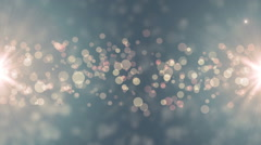 Soft beautiful blue backgrounds. Stock Footage