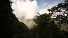 MACHU PICCHU: Different view. Peru, South America Stock Footage
