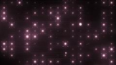 VJ Disco pink spectrum lights. Stock Footage