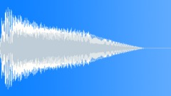 Piano Chord Sub Drop Sound Effect