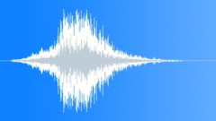 Blockbuster Long Whoosh Sound Effect