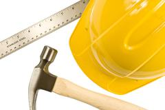 Construction Illustration Stock Photos